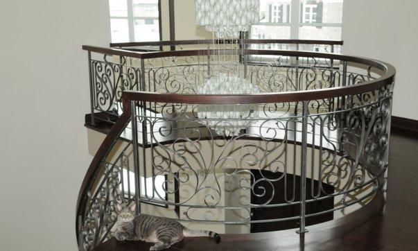 escaliers d 39 int rieur en bois fer et verre con us par nos experts. Black Bedroom Furniture Sets. Home Design Ideas